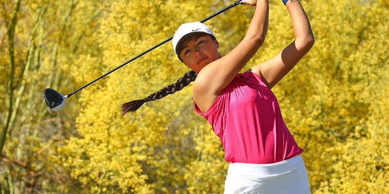 Gabby Lemieux, the Single Professional Female Golf Player of Native American Descent, Comes Back to Wisconsin