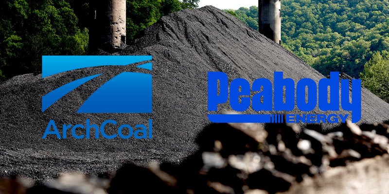 Nation's Two Top Coal Producers Join Forces